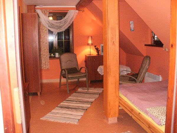 """Dom """"Duży"""" - pokój/sypialnia"""
