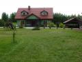 """Dom """"Duży"""" - widok z zewnątrz"""