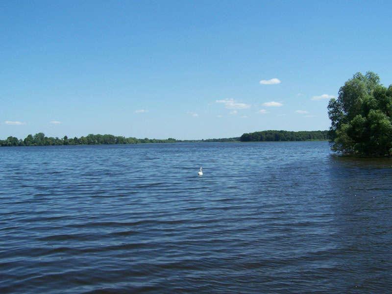 Jezioro Selmęt Wielki